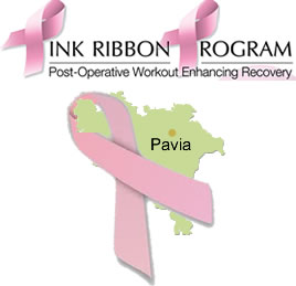Studio Pilates Pavia - Pink Ribbon Program